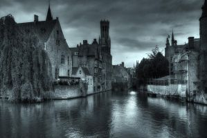 Bruges by Steppenwolff