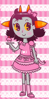 Freyan: be a sweet trollita by to-much-a-thing