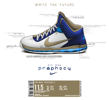 Nike Air Max Prophecy Spec Sheet by BBoyKai91