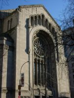 NY cathedral by LL-stock