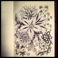 My Zendoodle 365-project, day43 by Nadik