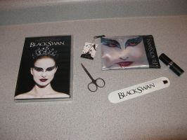Black Swan Collection by LeaveItToVi