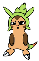 Chespin~ by PannyPan