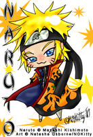 Adult Naruto SD by missnokitty