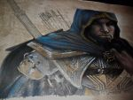 The Breton Assassin (Unfinished) by ElfsDeathBox360