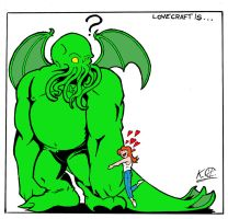 Lovecraft Is... by Loiterer