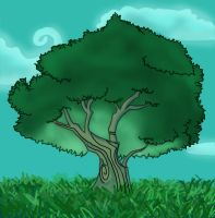 A tree by Ella-kayleigh