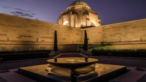 Australian War Memorial - Long Exposure by DOOMGUY1001