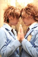 Ouran Host Club: Cosplay 1 by Akusesu