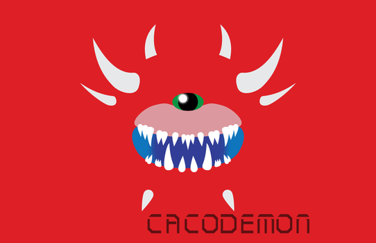DOOM:cacodemon by DoctorWat