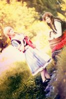 Hetalia - Kissed By The Sun by aco-rea