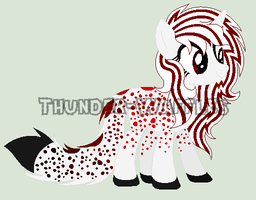.:NEW OC:. Blood Snow by BloodIust