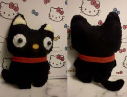 Choco Cat by Cooliotha