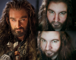 Thorin Cosplay TEST by bipolar-cosplay
