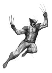 Wolvie by ZaphironCalNoir