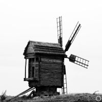 Wind mill by Innadril