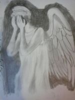 Weeping Angel by Codename-Alice