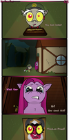 Ask Pink Pony #28 by Dirgenesis
