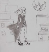 Maka sketch by 130068