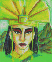 Avatar Kyoshi by tribute27