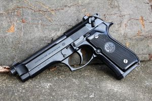 Beretta 92FS by PLutonius