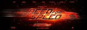 Need for Speed 2014 movie Poster by Sumitsjc