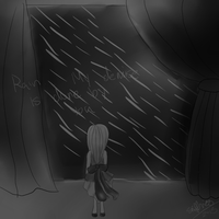 Rain... by sniffies