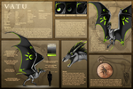 Vatu Reference Sheet by GlowingSpirit