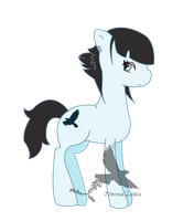 Pony adopt-SOLD by NiveousLamia