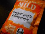 Sauce Packet. by FoShizzlez