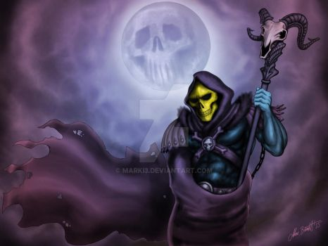 Skeletor by MarKI3