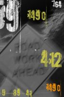 road work ahead by RighteousPigPile