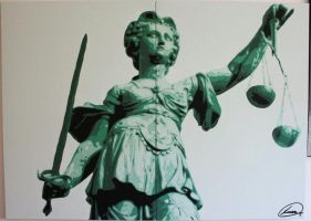 Lady justice by NaRim89
