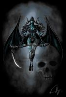 Characters - Black Angel by nastyitch
