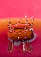 Water Drop 005 by otas32