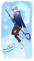 -ROTG-Jack Frost by RedRegret