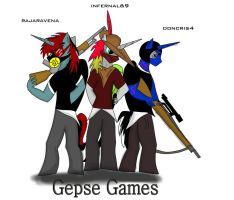 Gepse Games by infernal69