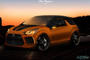 Citroen DS3 by ChitaDesigner