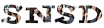 SNSD PNG(text) by imSonELF3649