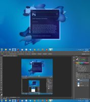 Adobe PS CS6 Final (Screenshot) by yethzart