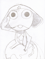 Old Keroro Picture by SalemTheCat23