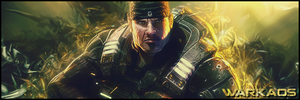 Gears of War Signature by Hura134
