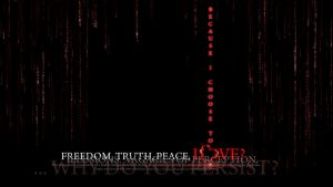Freedom, Truth, Peace, Love? Illusions... by Moniquiu