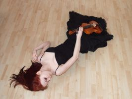 violinist 6 by liam-stock