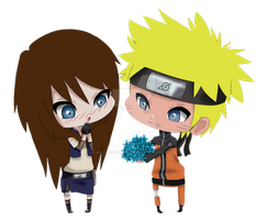 .:Ayame x Naruto:. by Nocturnally-Blessed