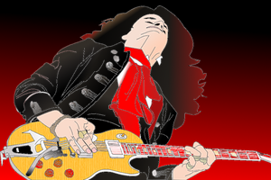Joe Perry - Color by diana-amazin