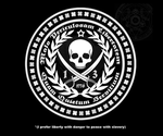 Pirate Freedom Seal by JohnGWolf