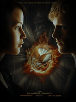 The Hunger Games Mock Poster2 by Ardawling