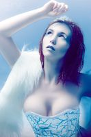 Ice Queen 2 by Stephanie-van-Rijn