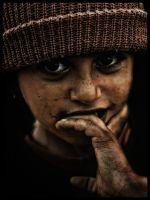 Misery smiling by iraqson